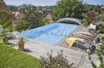 Pool expert Правоъгълен басейн Styropool 900 x 500 x 150 см