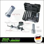 Müller-Werkzeug Szilent és csapágy ki-beszerelő klt 14-32 mm - XS - MÜLLER (MLR-609 390)
