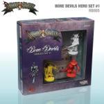 CMON Rum & Bones: Bone Devils Hero Set 1 társasjáték kiegészítő