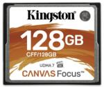Kingston Canvas Focus 128GB CFF/128GB