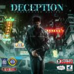Grey Fox Games Deception: Undercover Allies társasjáték