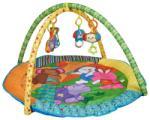 KidsCare Salteluta de joaca rotunda animalutele vesele Kidscare (KCJ514) - jucarii-online