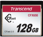 Transcend CFast 2.0 128GB TS128GCFX650