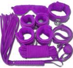 "Bdsm Комплект ""purple sensual"" 7 части (sens0237)"