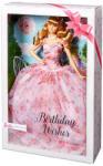 Mattel Barbie - Születésnapos baba szőke hajjal