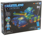 CRYSTALAND Tanc 3in1 - 247 piese (990037) Puzzle