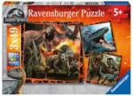 Ravensburger Jurassic World 3x49 piese (08054) Puzzle