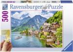 Ravensburger Hallstatt Austria - 500 piese (13687) Puzzle