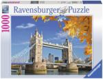 Ravensburger Tower Bridge - 1000 piese (19637) Puzzle