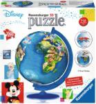Ravensburger Globul Disney 3D - 180 piese (RVS3D12343) Puzzle