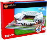 NANOSTAD Stadion Manchester United - Old Trafford - Marea Britanie (03705) Puzzle