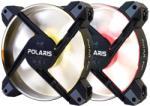 IN WIN Silent RGB Case Fan 120mm 2pack (POLARISFAN-2PK-RGBM)