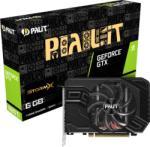 Palit GeForce GTX 1660 Ti STORMX 6GB DDR6 192bit (NE6166T018J9-161F) Видео карти