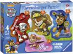 Ravensburger Paw Patrol 10/12/14/16 piese (07032) Puzzle