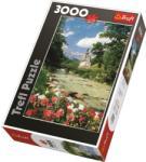 Trefl Alpii Ramsau Bavaria - 3000 piese (33019) Puzzle