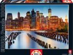 Educa City of Skyscrapers - 1000 piese (16290) Puzzle