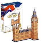 CubicFun MC087h - Big Ben (116) - 3D Puzzle