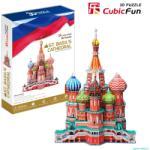 CubicFun MC093h - Catedrala Sf Vasile (173) - 3D Puzzle