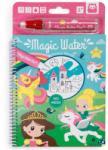 Eurekakids Carte de colorat apă magică, Prințese
