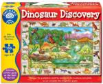 Orchard Toys Lumea dinozaurilor - 150 piese (EN) (OR272) Puzzle