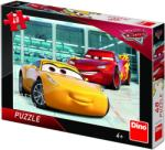 Dino Cars 3 - 48 piese (371316) Puzzle