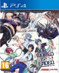 PQube Our World is Ended [Day One Edition] (PS4)