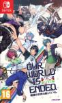 PQube Our World is Ended [Day One Edition] (Switch)