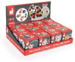 Janod Animale de padure - 12 piese (02761) Puzzle
