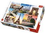 Trefl Miraculos Paris 3000 piese (33065) Puzzle