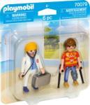 Playmobil Orvos és beteg (70079)