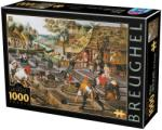 D-Toys Pieter Breughel the Younger - Spring 1000 piese (66947-1) Puzzle
