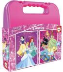 Educa Disney Princess 2x48 piese (17640) Puzzle