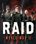 Starbreeze Publishing Raid World War II (PC) Software - jocuri