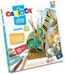Carioca Set articole creative CARIOCA Create & Color - GIRAFFE 3D