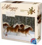 D-Toys Magic of the Horses - Haflinger (65933) Puzzle