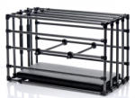 Master Series Kennel Adjustable Bondage Cage