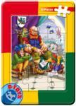 D-Toys Mini puzzle - Basme 12 piese (60822) Puzzle