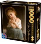 D-Toys Mini Puzzle - Colectie de Arta - 1000 piese (67364) Puzzle
