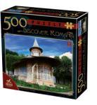 DEICO Manastirea Voronet - 500 piese (63427-03) Puzzle