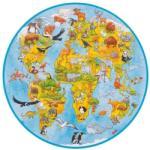 Goki Puzzle XXL - Lumea (57711) Puzzle