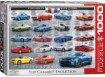 EUROGRAPHICS Chevrolet The Camaro Evolution - 1000 piese (6000-0733) Puzzle