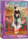 EUROGRAPHICS Higasa - Haruyo Morita 1000 piese (6000-0742) Puzzle
