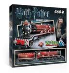 Harry Potter Jucarie Harry Potter Hogwarts Express 460 Piece Jigsaw Puzzle Wrebbit 3D (48411) Puzzle