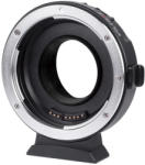 Viltrox EF-M1 Smart Mount Adapter for Canon EF or EF-S-Mount Lens to Micro Four Thirds Camera