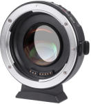 Viltrox EF-M2 II 0.71x SpeedBooster Mount Adapter for Canon EF-Mount Lens to Micro Four Thirds Camer