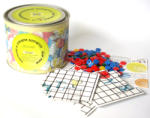Bright Toys Детска игра Bright Toys Прескочи и спечели Копчето! - Leap Frog (B004)