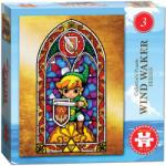 USAopoly Колекционерски пъзел USAopoly, The Legend of Zelda - The Wind Waker #3, 550 части
