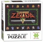 The OP Колекционерски пъзел USAopoly от 550 части - The Legend of Zelda: Classic