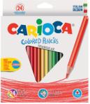 Carioca Háromszög színes ceruza szett 24db - Carioca (42516)
