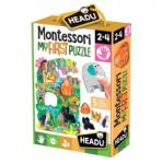 Headu Montessori Jungla (22380) Puzzle